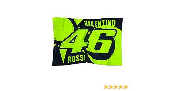 Valentino Rossi Pl/üschtier Sonne gelb 2X FANERGY Traubenzucker