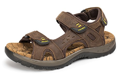 Respeedime Mens Open Toe Sandals Durable Beach Shoes for sale  Delivered anywhere in UK