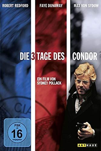 Die 3 Tage des Condor [Alemania] [DVD]