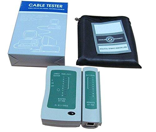 Generic RJ45RJ11RJ12CAT5CAT 6UTP Netzwerk LAN Kabel Tester Test Tool (Cat5-6 Tester)