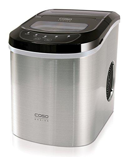 Caso Ice Master Pro - Máquina para hacer cubitos de hielo, color gris