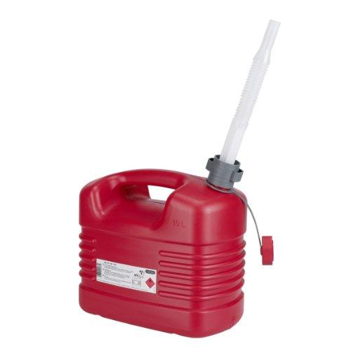 Preisvergleich Produktbild Kraftstoffkanister mit flexiblem Auslaufrohr