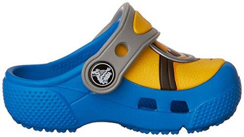 Crocs Kinder Unisex 204113 Clogs, Blau (Ocean), 27/28 EU -