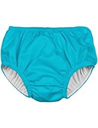 i play Snap Reusable Swimsuit Diaper, 18M, 12 to 18 Months, Aqua