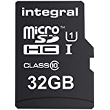 Integral Carte Micro SD 32 Go