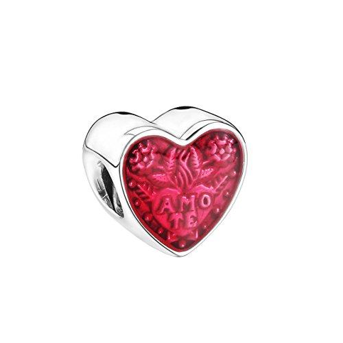 Pandora bead charm donna argento - 792048en117