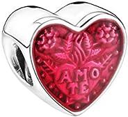تعليقة خرز من الفضة للنساء من باندورا - 792048EN117