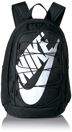 Nike NK Hayward BKPK - 2.0 Sports Backpack, Black/White, 45 cm