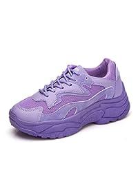 Púrpura es Para Zapatos El Mujer Color Zapatos Amazon qtS1a41