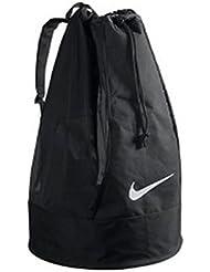 Nike Mochila bolsa para pelotas 2,0, negro, 48 x 82 x 49 cm, 4534