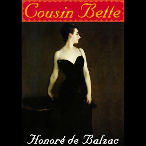Cousin Bette  Audiolibri