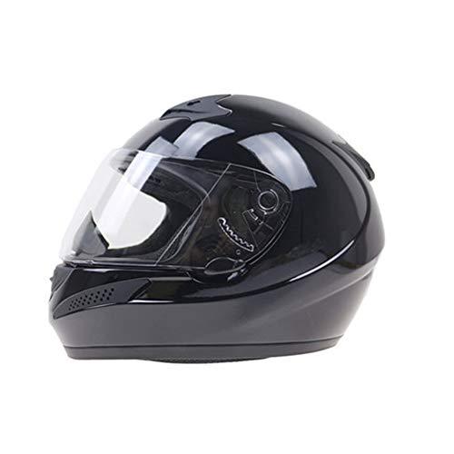 Casco integrale affusolato stile casco staccabile foderato ABS ad alta intensità flip-up casco moto casco motocross casco moto protezioni