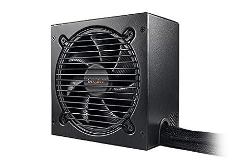 be quiet! BN264 PURE POWER 9 ATX PC Netzteil 600W schwarz