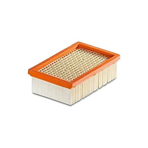 1-10 Stück Flachfilter für KÄRCHER - ersetzt original Filter wie 2.863-005.0 für MV 4 5 6 P Premium (MV5, MV 5P, Premium, 1 Filter)