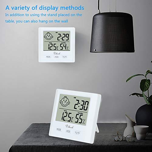 Zoom IMG-3 dekool igrometro termometro digitale monitor