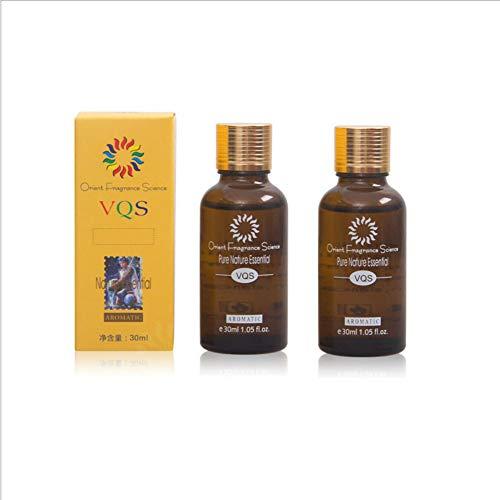 Ultra Brightening Spotless Öl, KISSION Pure Nature Essential Oil Removal Altersflecken Hyper-Pigmentierung (2 Stück 30 ML) (2PCS)