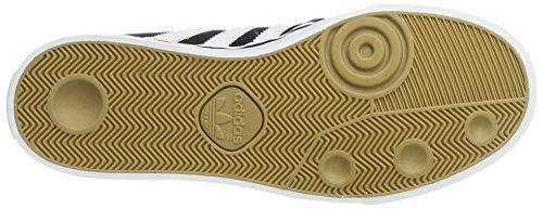 Adidas Herren Seeley Skateboardschuhe Schwarz (core Black / Footwear White / Scarlet)