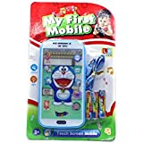 (Silbans International) Digital Dorramon Kids Mobile Phone With Touch Feature And With Amazing Light And Sound Effect For Kids