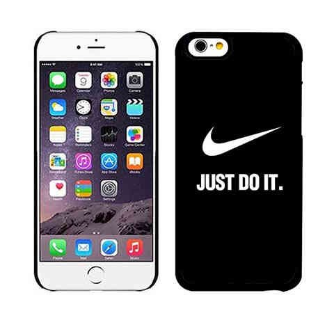 Cover Coque Iphone 6 6s 4.7 Cases Nike Logo Just Do It Famous Brand Design Quotes Phone Case,Best Christmas Gift For Friends