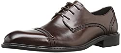 Kenneth Cole New York Men s Re-Leave-D Oxford Brown 10.5 D(M) US