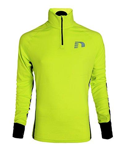 Preisvergleich Produktbild NEU Visio Warm Sweater Newline Size XXL Herren Laufshirts Mintgrün