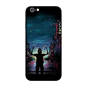 GADGETS WRAP Printed Back Cover and Case For Iphone 6/6S (Sounds of the city )