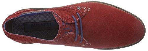 Boots rot F7538PR3 Rot Desert Herren 300 Bugatti vtqTUx