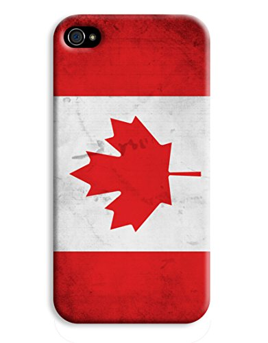 Canadian Flag Case for your iPhone 4/4s