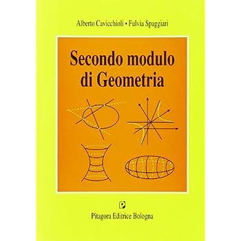 Secondo Modulo Di Geometria