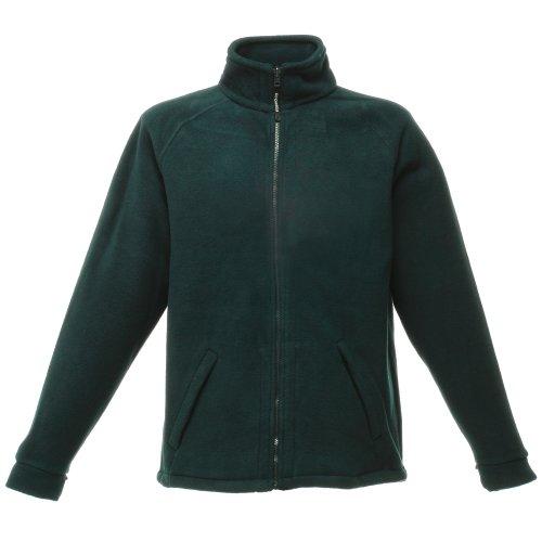 Regatta Herren Sigma Anti-Pill Fleece-Jacke Flaschengrün