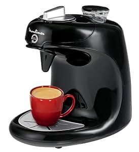 moulinex cd1008fr cafeti re dosettes direct serve noire. Black Bedroom Furniture Sets. Home Design Ideas