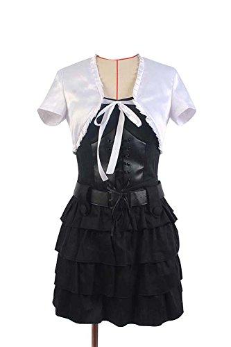 Fuman Final Fantasy Stella Nox Fleuret Kleid Cosplay Kostüm Karneval Kostüm Für Erwachsene Damen Weiß XXL