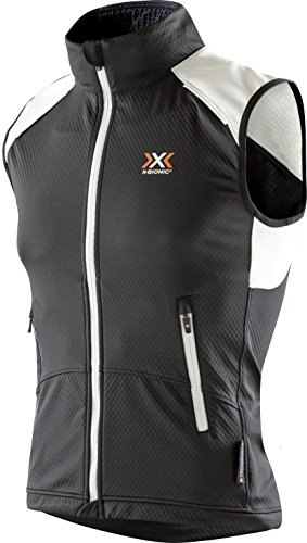 X-Bionic Damen W_Crosscountry Lady SPHEREWIND Light OW Vest Weste Black/White S