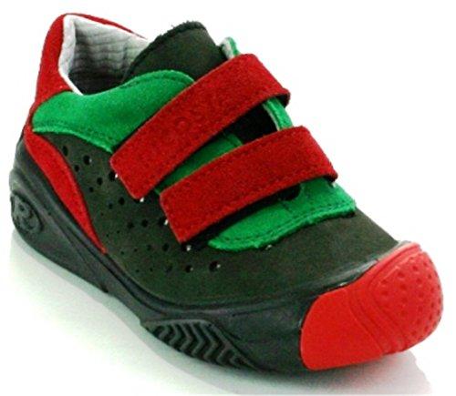 Ricosta Speed(M) 4720300 Unisex-Kinder Sneaker Grün (Grün)