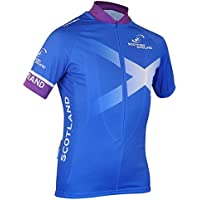 Impsport Official Scottish Cycling Replica Jersey - Scotland Jersey Available In Mens, Ladies & Childrens