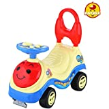 Baybee Smiley Ride-on Car (Red)