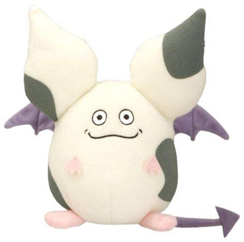 """Official Square Enix Smile Slime Dragon Quest Plush Toy - 8"""" Momon Cat (Japanese Import) (japan import)"""