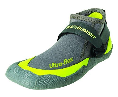 Sea to Summit Ultra Flex - Chaussures - jaune/gris 2017 Gris
