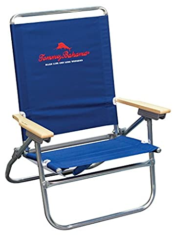 Tommy Bahama Easy In / Easy Out Beach Chair Navy