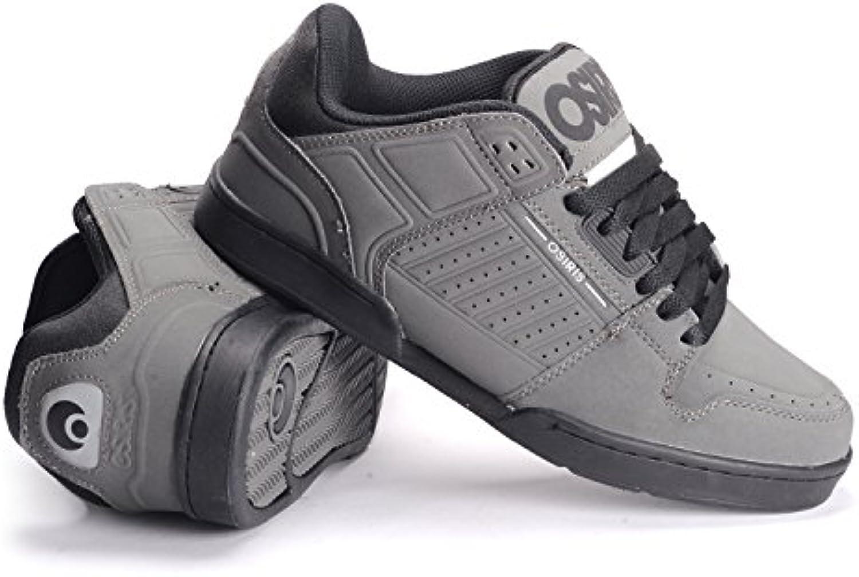 Osiris Skateboard scarpe ProssoOCOL XPD CHARCOAL nero Sz 8 | Menu elegante e robusto  | Scolaro/Signora Scarpa