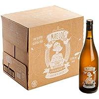 Maeloc Sidra Natural Ecológica - 12 botellas x 750 ml