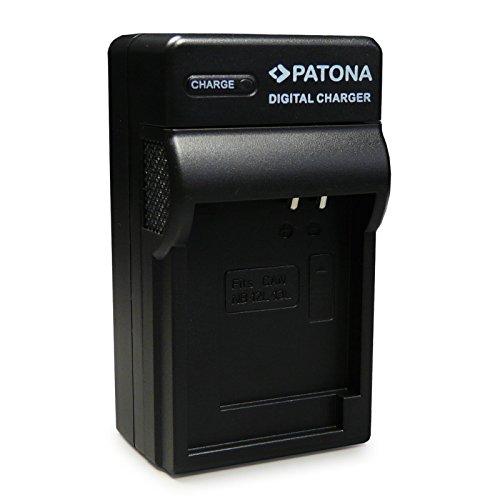 3en1 Cargador NB-12L / NB-13L para Canon PowerShot N100 | PowerShot G1X Mark II | Legria Mini X | Vixia Mini X | PowerShot G7X [ 12 / 24V - 230V - Tavolo ]