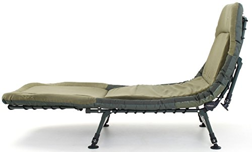 Cyprinus Memory Foam Bed Chair Bedchair For Carp Fishing Put Me Up