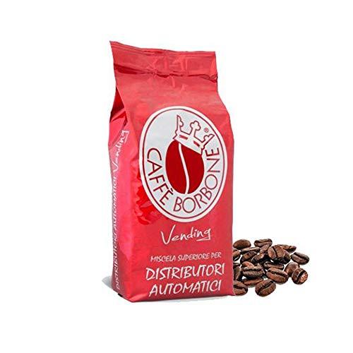 6 KG GRANI CAFFè BORBONE MISCELA ROSSA VENDING
