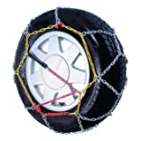 Pair of GudCraft Size 70 High Quality Passenger Car Snow Chain 12mm by GudCraft