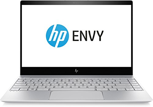 "HP ENVY 13-ad110ns - Ordenador portátil de 13.3"" WLED FullHD (Intel Core i5-8250U, 8 GB RAM, 128 GB SSD, Intel HD Graphics 620, Windows 10); Plata - Teclado QWERTY Español"