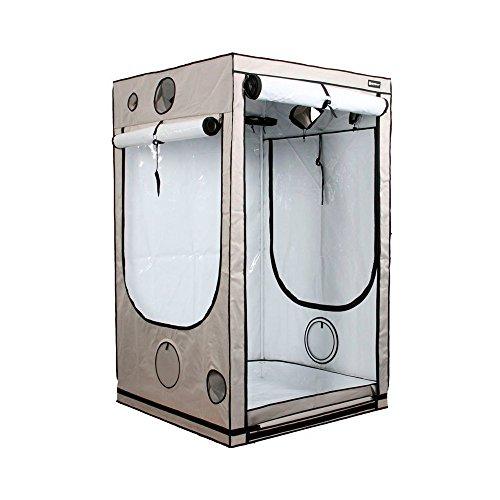 Chambre de culture intérieur HOMEbox® Ambient Q120 PAR+ (120x120x200cm)
