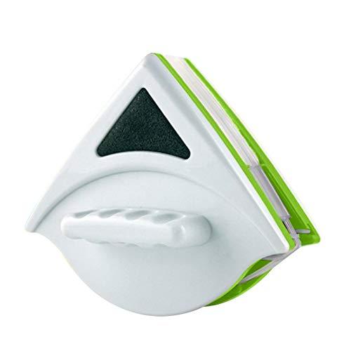 Limpiador magnético de Doble acristalamiento, Cepillo de Limpieza de Vidrio para Ventana, 20-30mm Color...