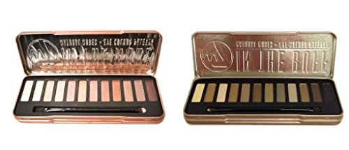 W7 Colour Me Buff Natural Nudes Eye Colour Palette W7 Buff and In the Nude - Nude Buff