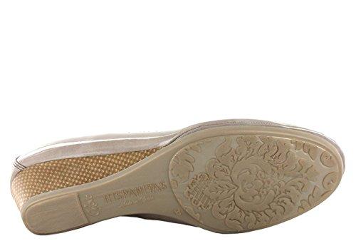 HISPANITAS 50980 CANELA - Escarpins / Salomés - Femme Stone